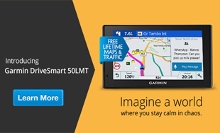 Garmin DriveSmart Advanced Navigation Series