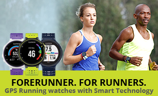 Forerunner. For runners.